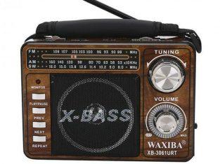 الراديو الرهيب اكس باز