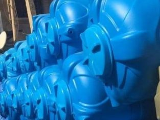 خزانات تانا خزانات مياه مصنوعة من مادة البولي ايثلين