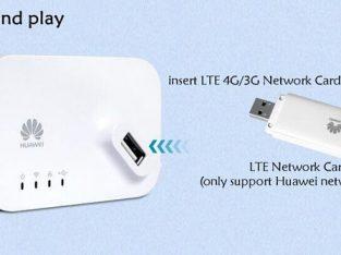 HUAWEI AF23 3G/4G sharing DOCK